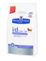 PD Hill's I/D Canine Gastrointestinal Health Low Fat 12кг