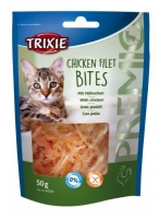 Trixie Лакомство PREMIO Chicken Filet Bites 50г