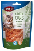 Trixie Лакомство PREMIO Chicken Cubes 50г