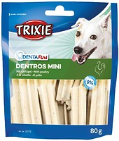 Trixie Denta Fan Kaurollen Barbecue 80g/10шт ( по шт.)
