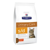 PD Hill's S/D Feline Urinary - Dissolution 1.5kg