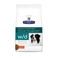 SP Hill's W/D Canine Digestive/Weight/Diabetes/Colitis 1.5 кг