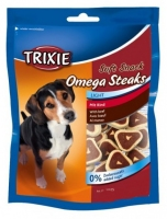 Trixie Soft Snack Omega Steaks 150g