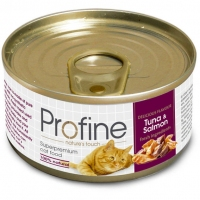 ProFine Tuna&Salmon тунец и лосось 70г