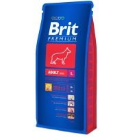 Brit Premium Adult Large Breed L 15kg