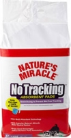 Nature's Miracle No Tracking Absorbent Pads 10шт