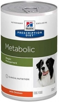 Hill's Metabolic Canine 370 g конс