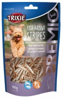 Trixie Лакомство PREMIO Fish Rabbit Sticks 100г