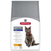 SP Hill's Mature Adult +7 Sterilised Cat Chicken  1,5kg