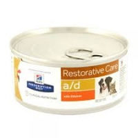 Hill's A/D Restorative Care with Chicken 150 g конс