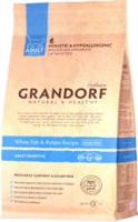 Grandorf White fish& Potato Adult Sensitive 0,4кг