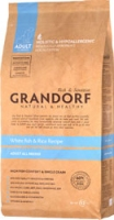 Grandorf White fish& Rice All Breeds 1кг