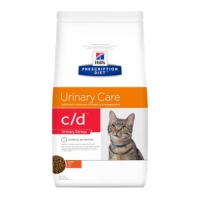 Hill's C/D Urinary Care Multi Stres Cat 0.4kg