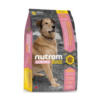 Nutram Sound Balanced Wellness for Adult Dogs with Chicken & Brown Rice 13.6kg