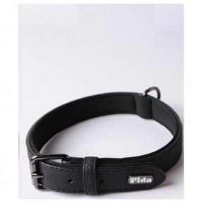 Fida Ошейник для собак, S, 23-30см, черный