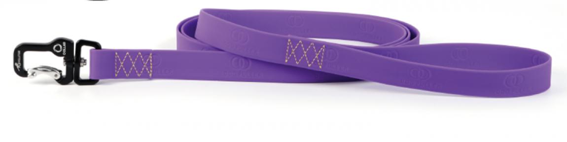 Collar Evolutor поводок для собак 25мм\210см фиолетовый