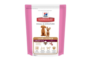 Hill's Adult Small&Miniature Lamb&Rise 300g