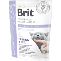 Brit Veterinary Diet Cat, Gastrointestial,  0.4kg