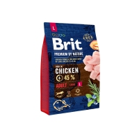 Brit Premium Adult Large Breed L 3kg