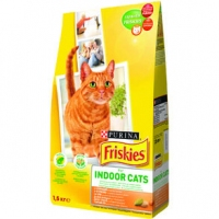 Friskies 1,5кг Indoor Cats