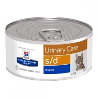 Hill's Feline S/D Urinary Care 156g cans