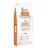 Brit Care Adult Medium Breed Lamb&Rice 12kg